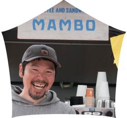 MAMBO COFFEEVAN